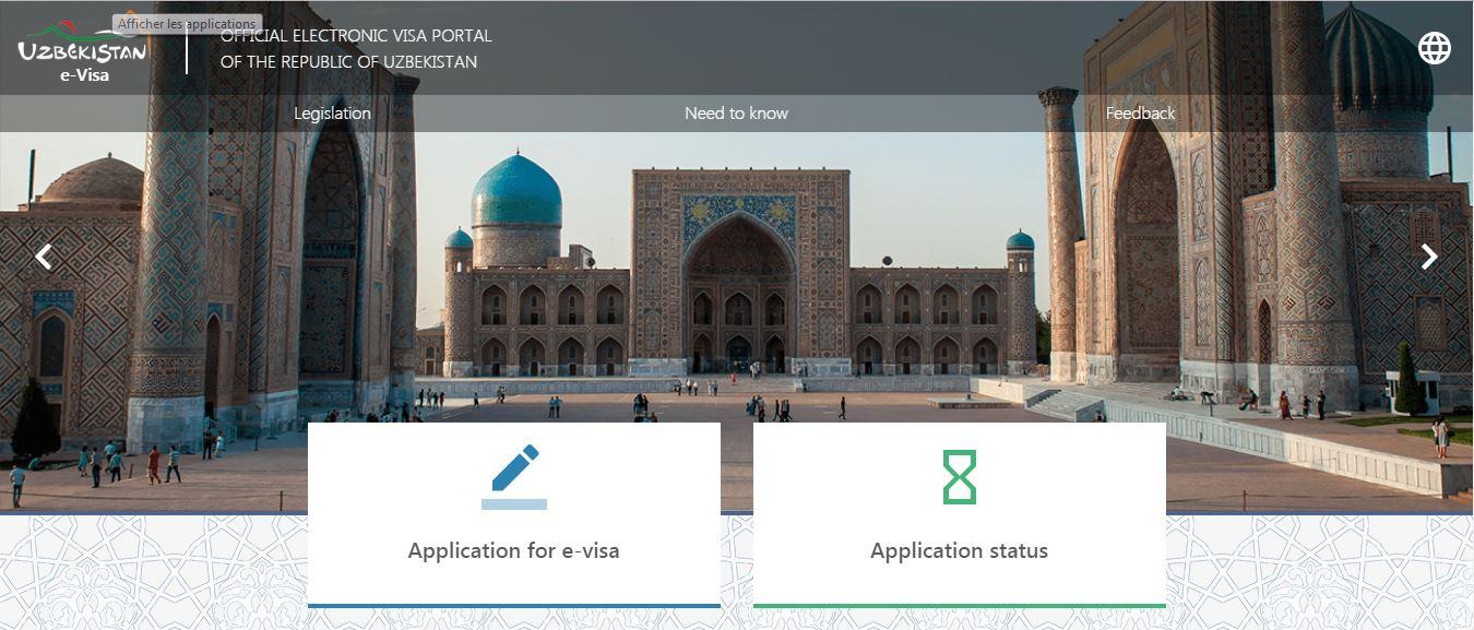 Visa Ouzbekistan Tunisie