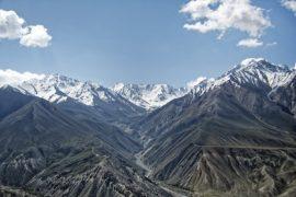 tajikistan nature